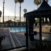 Photo Of West Beach Inn Santa Barbara Ca United States Pool Area