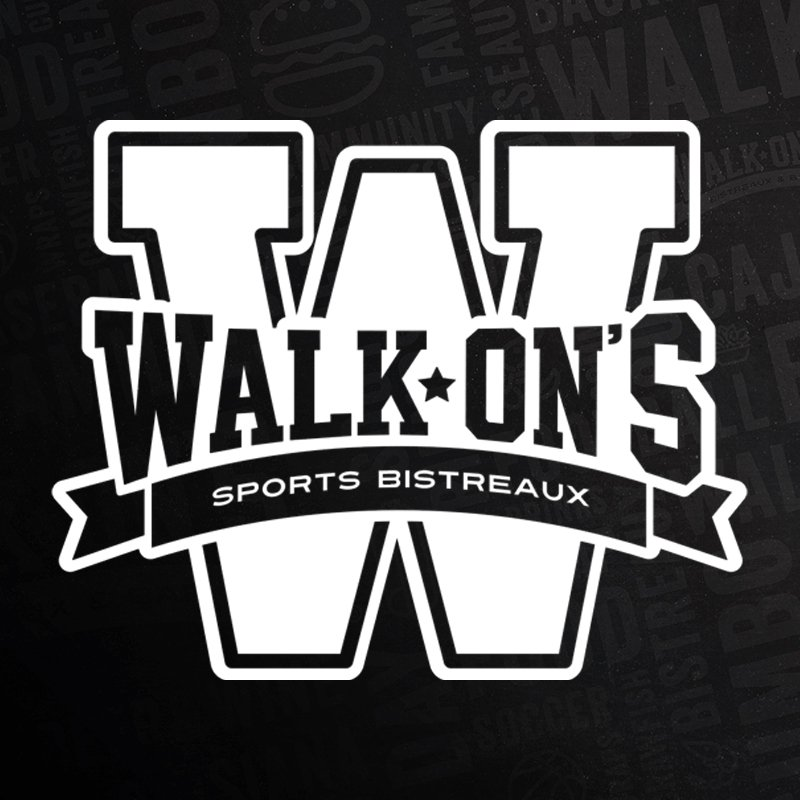 Food from Walk-On's Sports Bistreaux