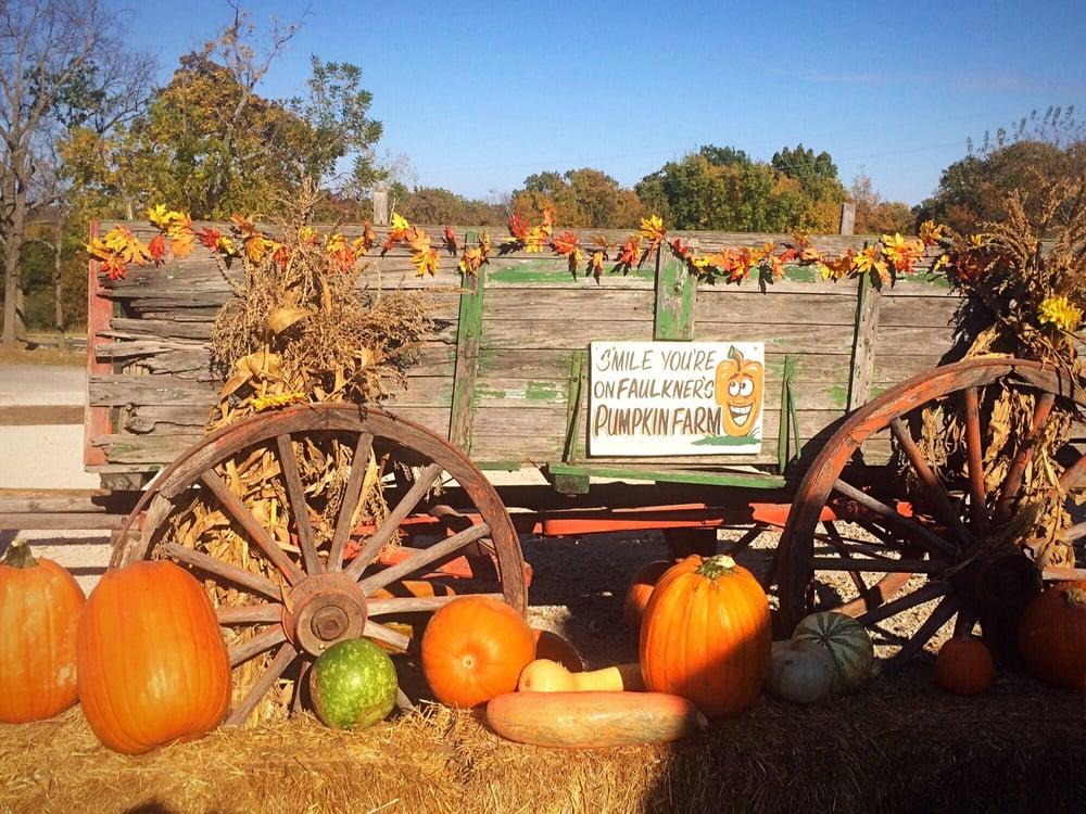 Pumpkin patch kansas city mo