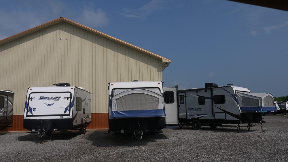 KY RV Sales: 1200 McCoy Ave, Madisonville, KY