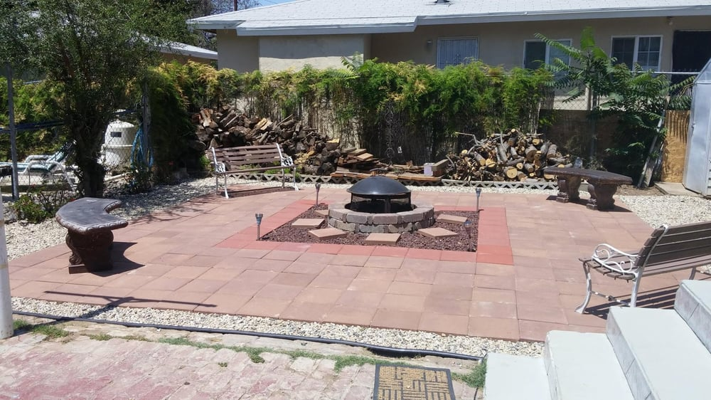 Backyard meeting place for Tuesday night CA meeting ... on Riverside Outdoor Living id=28413