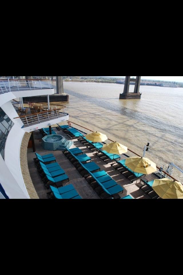 Carnival Elation Serenity Deck Yelp