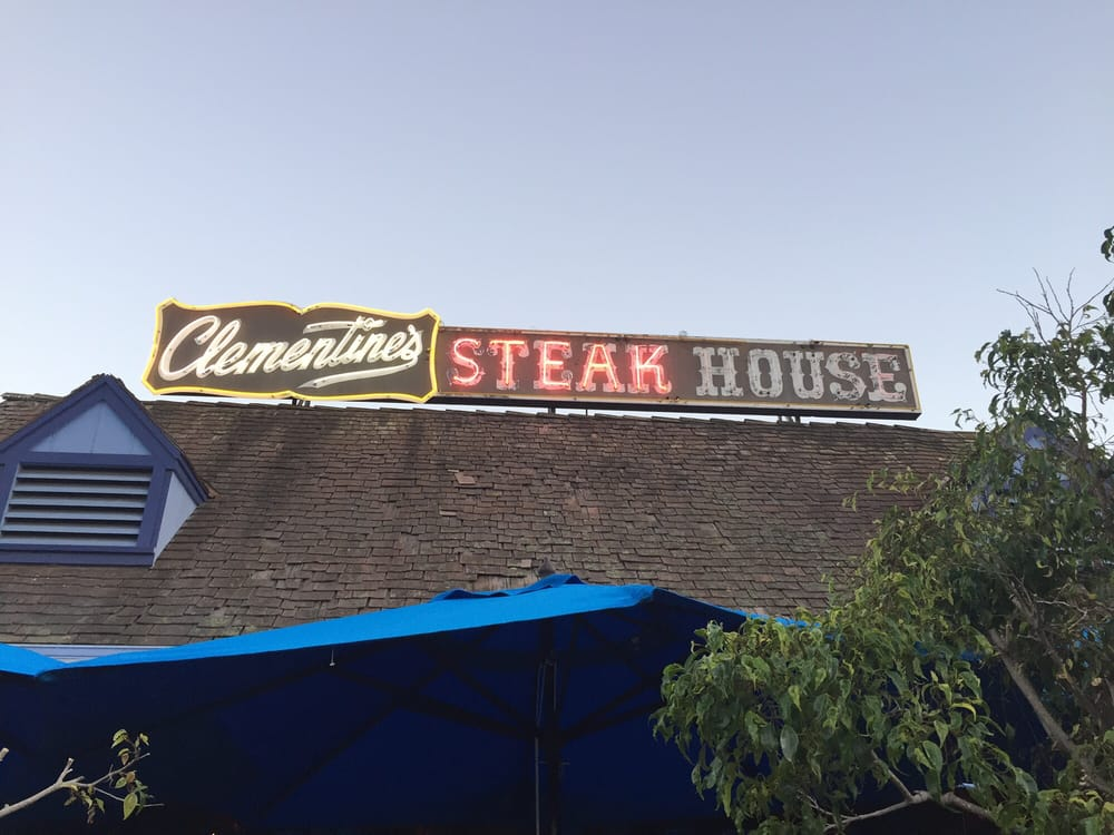 Car Service Near Me >> Clementine's Steak House - 67 Photos & 161 Reviews - Steakhouses - 4631 Carpinteria Ave ...