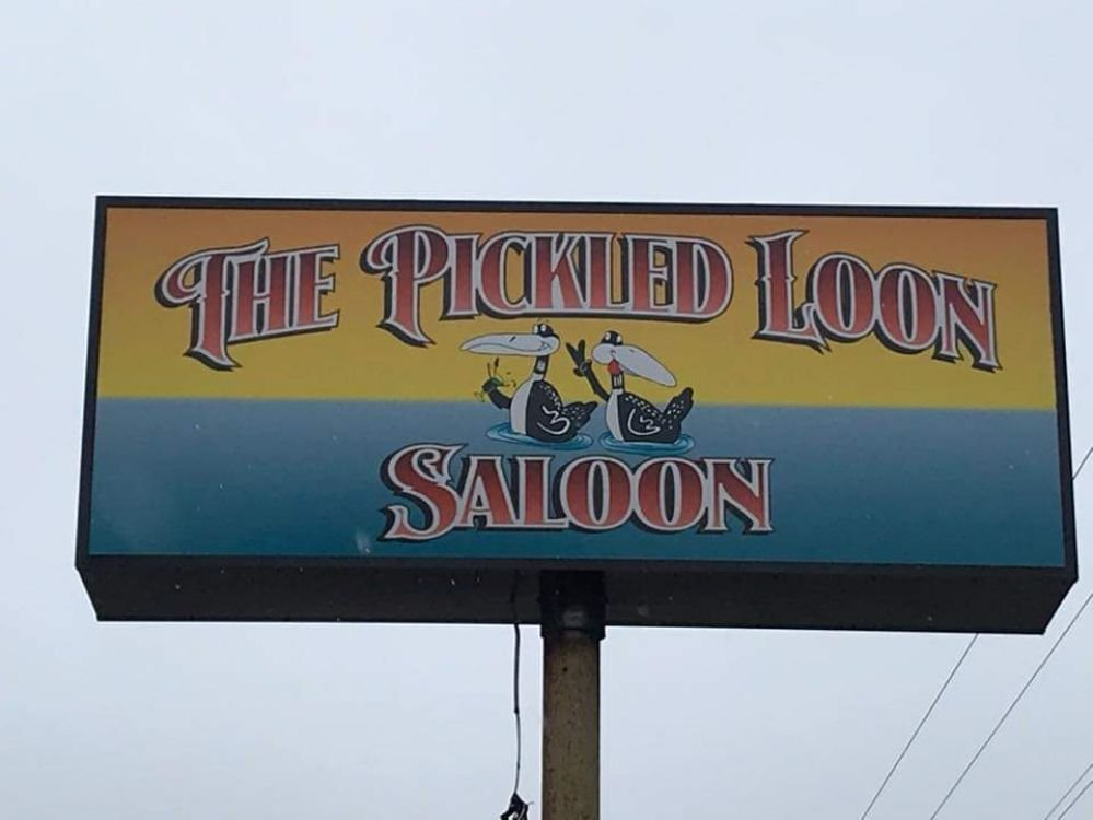 Pickled Loon Saloon: 20184 US Hwy 169, Grand Rapids, MN