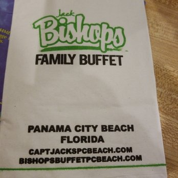 Bishops Family Buffet Panama City Beach