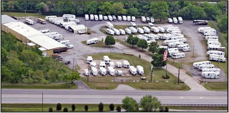 Hunter RV Center: 1501 New Sapulpa Rd, Sapulpa, OK
