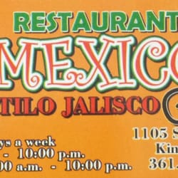Mexico Grill Restaurant