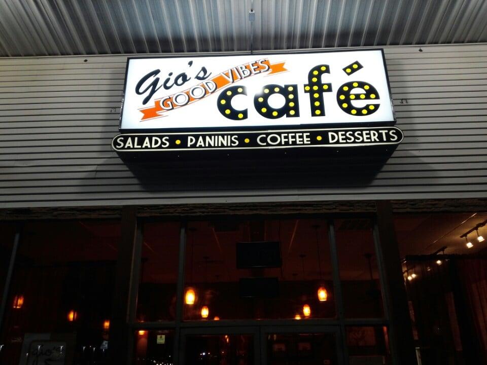 Cafe  Freehold Menu