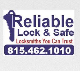 Reliable Lock & Safe: 1205 E Illinois Hwy, New Lenox, IL