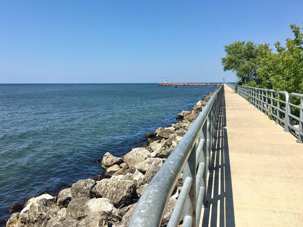 Portage Lakefront & Riverwalk: Riverwalk Dr, Portage, IN