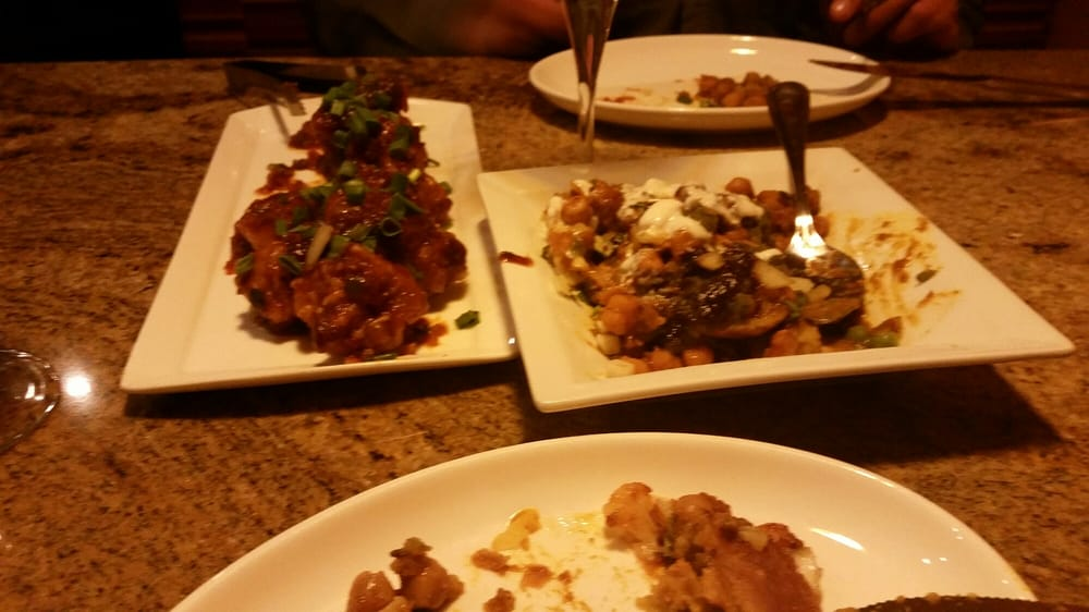 Saffron Indian Bistro: 420 Monticello Ave, Norfolk, VA