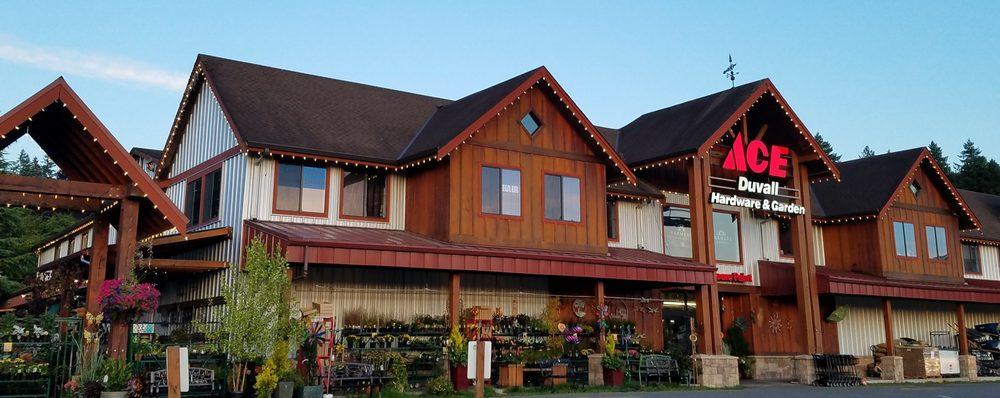 Duvall Ace Hardware & Garden: 15320 Brown Ave Ne, Duvall, WA
