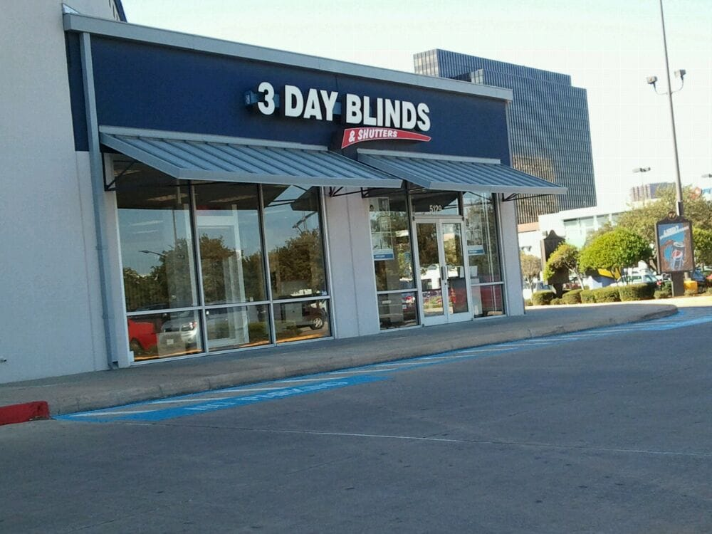 3 Day Blinds Showroom Closed Interior Design 5129 Richmond Ave Galleria Uptown Houston