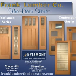 Photo Of Frank Lumber The Door Store   Seattle, WA, United States. Several