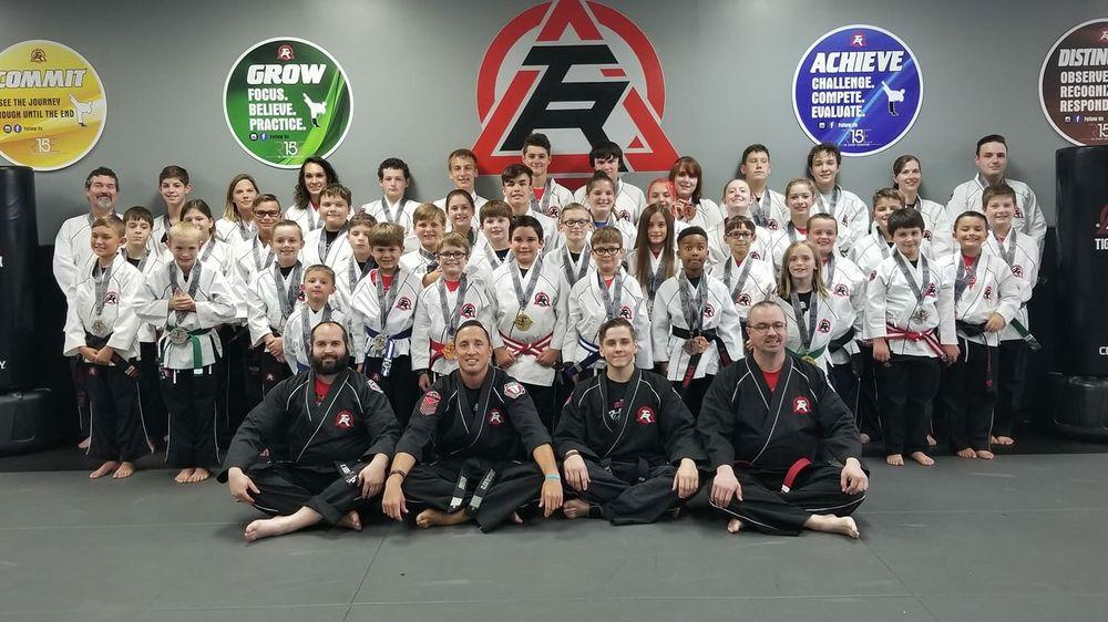 Crutchfield's Tiger Rock Martial Arts: 2144 Cobbs Ford Rd, Prattville, AL