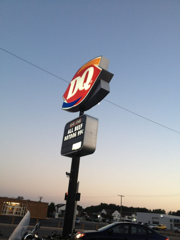 Dairy Queen Grill & Chill: 1141 W Plymouth St, Bremen, IN