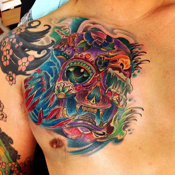 New school tattoo artists in orange county ca yelp for Orange county tattoo