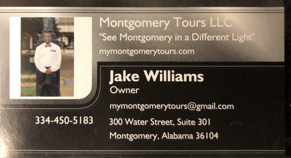 Montgomery Tours: Montgomery, AL