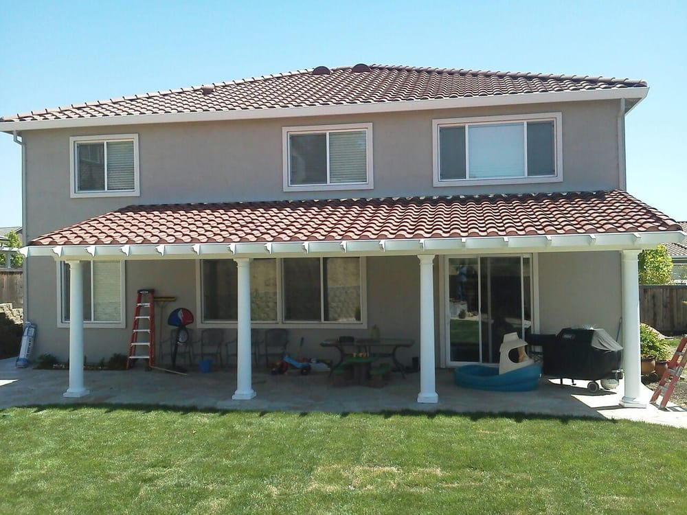 Photo Of Pacific Builders   Sacramento, CA, United States. An Insulated  Patio Cover