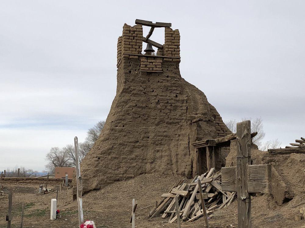 Taos Pueblo: 120 Veterans Hwy, Taos, NM