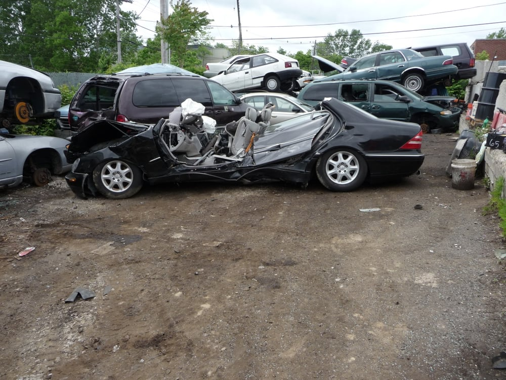 Mazza buys all types of junk cars and vehicles - pays top dollar for ...