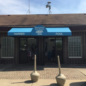 Harrer Pool Swimming Pools 6250 Dempster St Morton Grove Il United States Phone Number