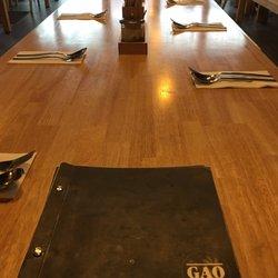 Photo Of Gao Kitchen   Hamburg, Germany. Unser Tisch Ist Gedeckt