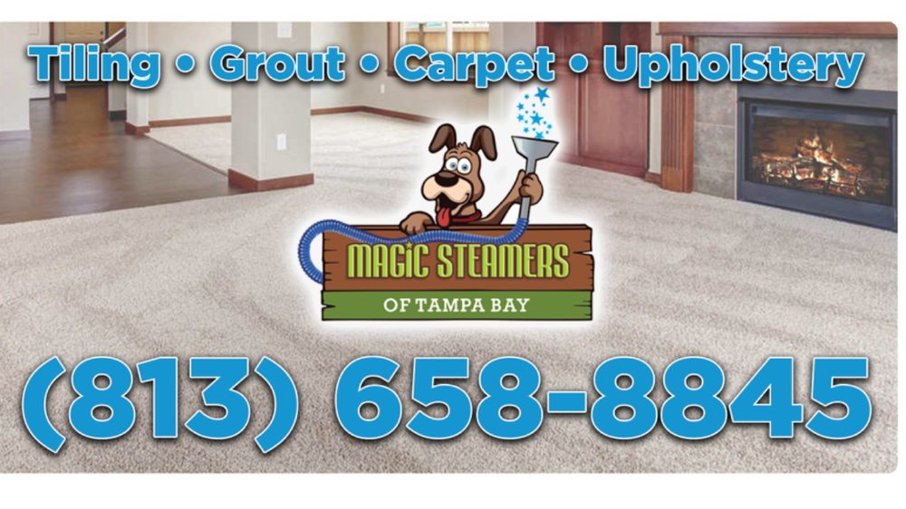 Magic Steamers of Tampa Bay: 3116 Meadow View Ave, Largo, FL