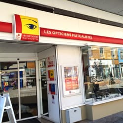 4bd52dd6f3 Les Opticiens Mutualistes - Eyewear & Opticians - 60 faubourg France ...