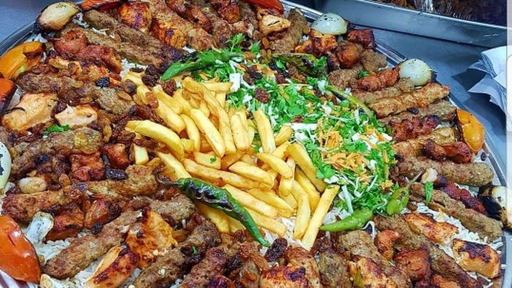 Al Basha Restaurant & Grocery: 11321 Village Sq Ln, Fishers, IN