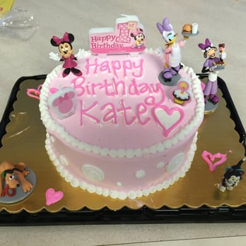 Cold Stone Birthday Cakes Reviews