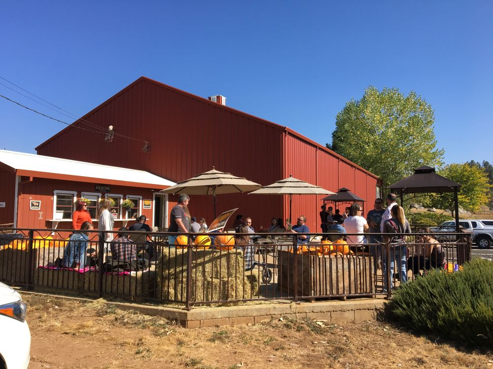 North Canyon Cider Company: 3541 N Canyon Rd, Camino, CA