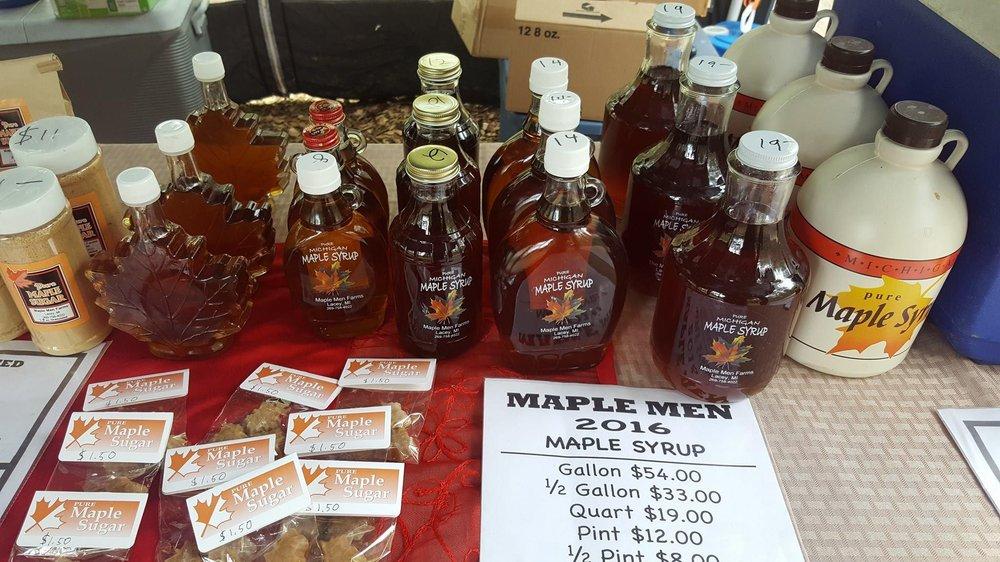 Maple Men Farms: 10355 North Ave, Dowling, MI
