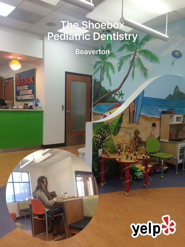 The Shoebox Pediatric Dentistry | 1789 NW 173rd Ave, Beaverton, OR, 97006 | +1 (503) 614-1177