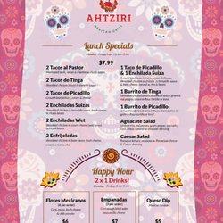 Photo Of Ahtziri Mexican Grill Boca Raton Fl United States Bar