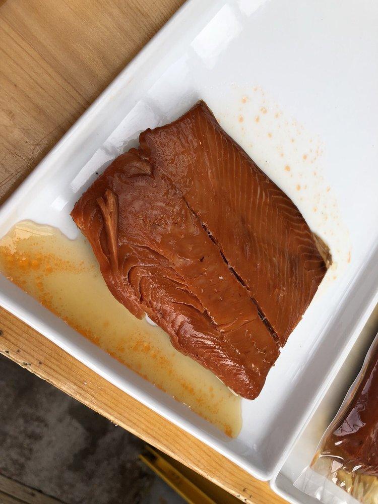 Salmon Market: 200 Main St, Ketchikan, AK