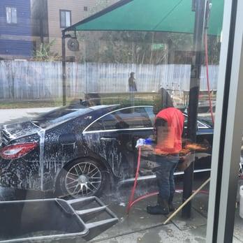 Aqua Hand Car Wash Detail Houston Tx