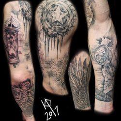 Titan Tattoo - 152 Photos & 18 Reviews - Piercing - 2720 Old Lebanon ...