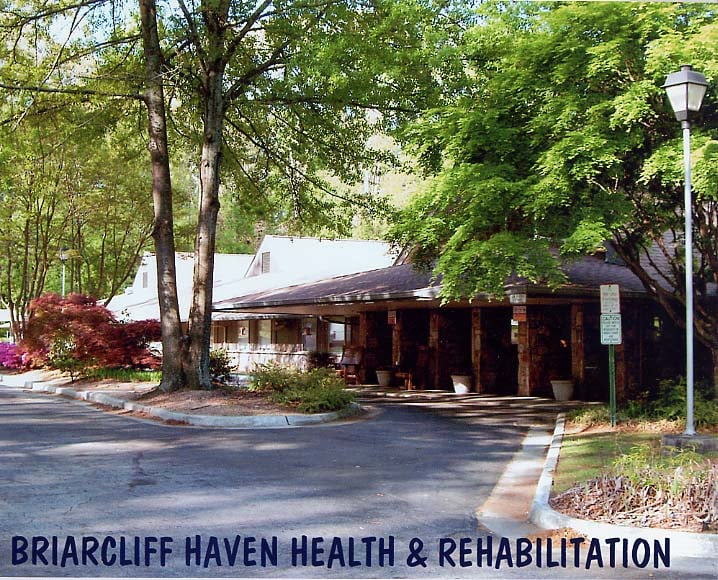briarcliff haven health and rehab center closed