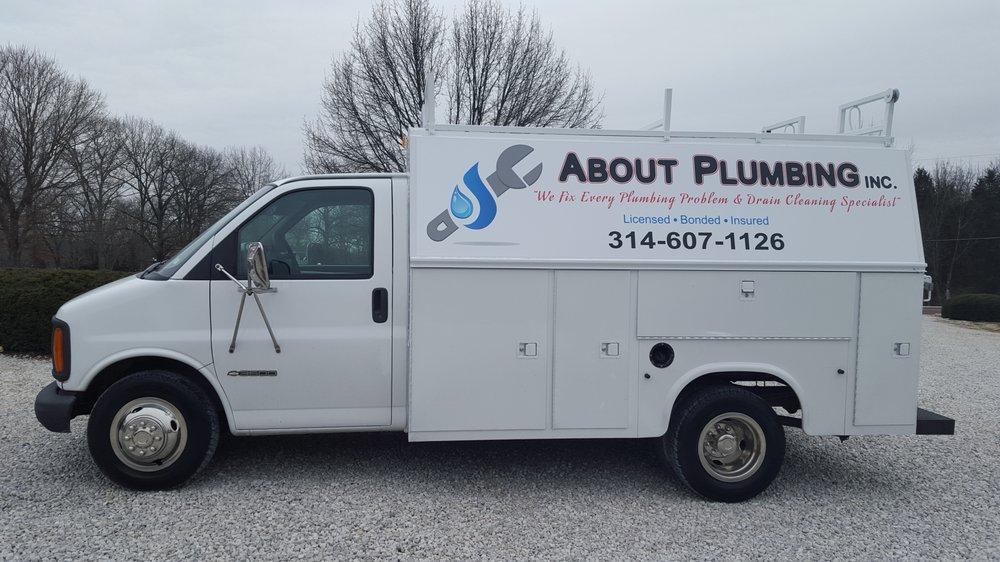 About Plumbing: Festus, MO