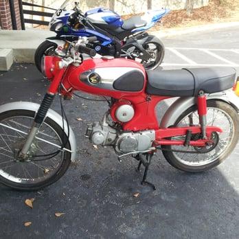 Msp cycle 18 reviews motorcycle repair 2500 a for Honda yamaha lawrenceville