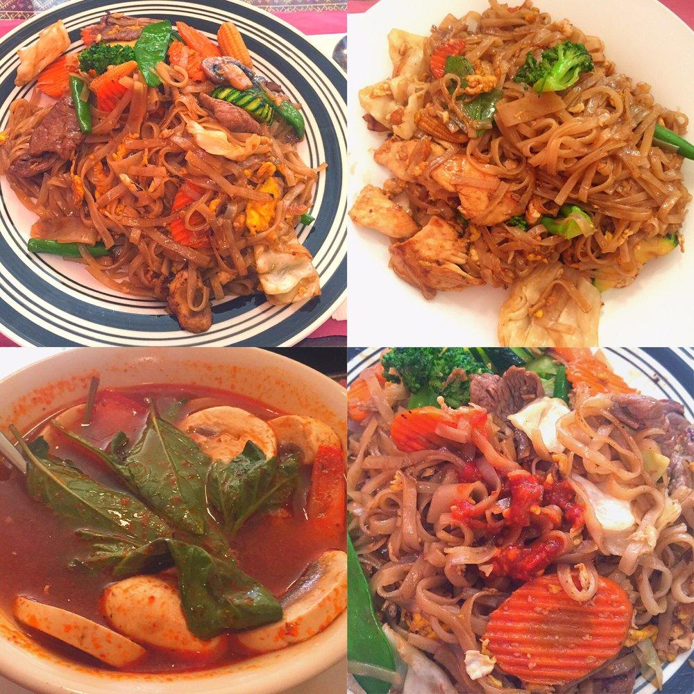 Bangkok Spice Thai Restaurant Reading Ma