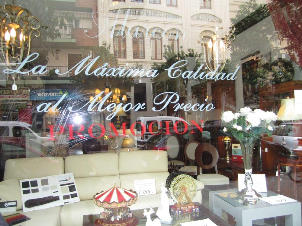 Alarc n tiendas de muebles calle feria 147 feria for Servicio tecnico jane sevilla calle feria