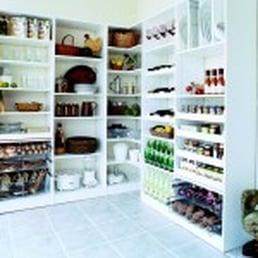 Incroyable Photo Of Carolina Closets   Fletcher, NC, United States. Pantry Storage  Systems