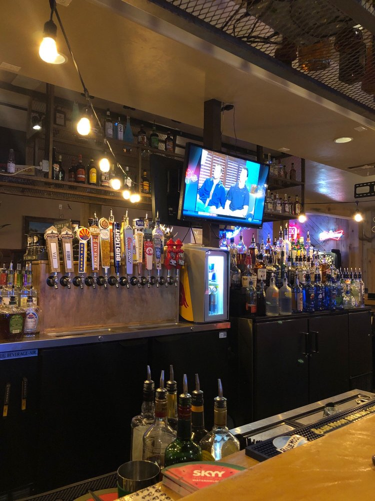 Watering Hole Food & Spirits: 80 N Main St, Eagar, AZ
