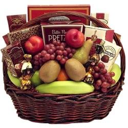 Photo de Cranberry Corners Gift Baskets - Ottawa, ON, Canada. Orchard's Bounty Gift