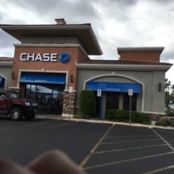 chase bank in las vegas airport
