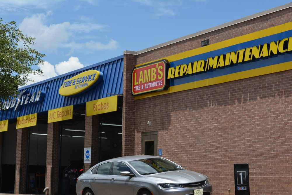 Lamb's Tire & Automotive - 10 Photos & 89 Reviews - Tires - 2204 W Slaughter Ln, Austin, TX - Phone Number - Yelp