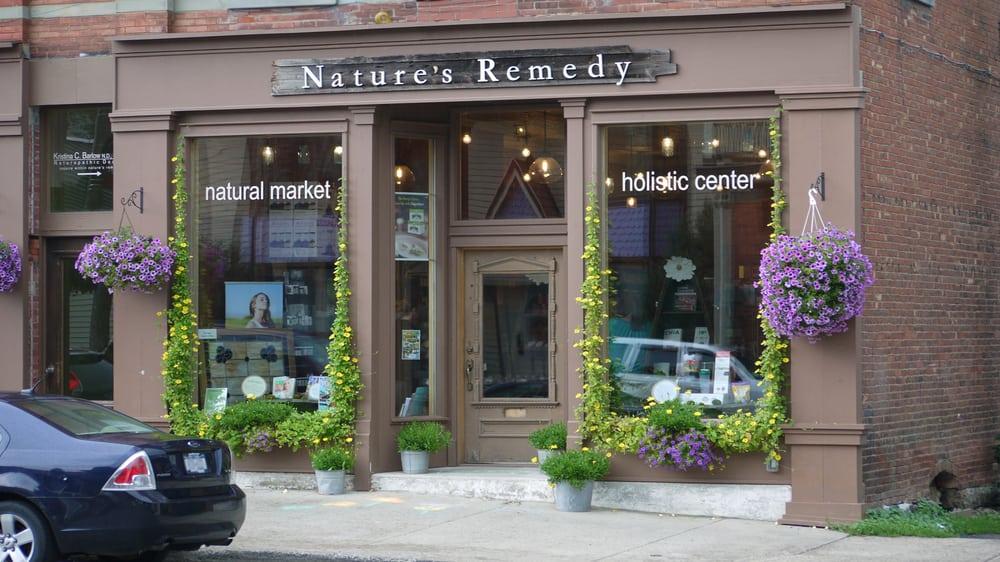 Nature's Remedy: 26 Monroe St, Ellicottville, NY