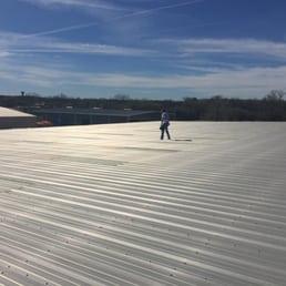 Photo Of Big Metal Roofing   Arlington, TX, United States. Looking At 1250